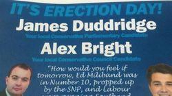 Au Royaume-Uni, on demande aux électeurs de ne pas oublier le «jour de