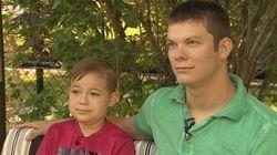 Un jeune texan rencontre le garçon albertain à qui il a sauvé la