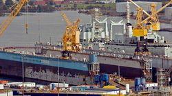 Stephen Harper croit que les chantiers maritimes