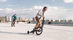 Le vélo du futur se conduit