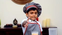 À 6 ans, ses recettes de cuisine connaissent un énorme succès