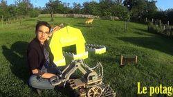 Ce robot jardinier va-t-il remporter le concours Google?