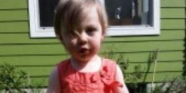 Alerte Amber: la police de Delta a retrouvé Alycia Lyle, 18 mois, en