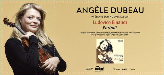 Angèle Dubeau et la Pietà au festival de Jazz de