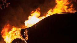 Un autre véhicule est incendié à