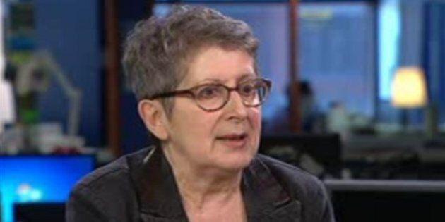 Crise à l'UQAM: la présidente du C.A., Lise Bissonnette, se range derrière le
