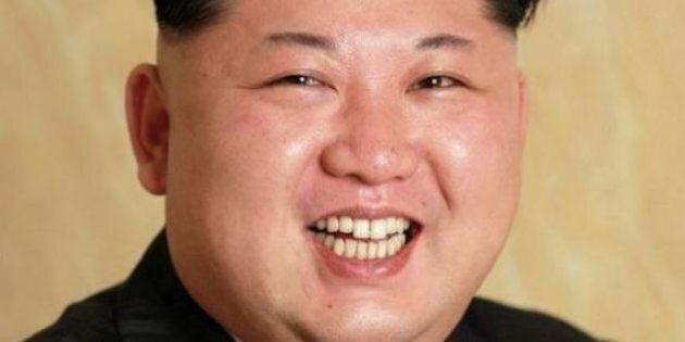 Kim Jong-Un enfle à vue