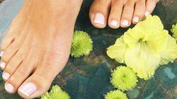 Préparez vos pieds à entrer dans de jolies