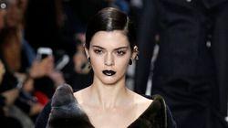 Kendall Jenner vedette du défilé Dior