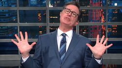 Stephen Colbert Skewers Anti-Vaxxers With Not-So-Subtle Dig At