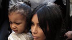Kim Kardashian et Kanye West à Jérusalem pour le baptême de leur