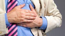 La mort cardiaque subite menace les hommes bien plus que les