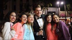 P.O Beaudoin se fait passer pour une vedette le soir des Oscars