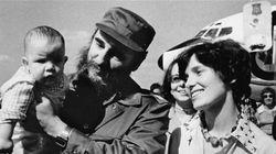 Cet enfant dans les bras de Fidel Castro n'est pas Justin