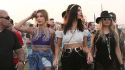 Voyez les célébrités les mieux habillées de Coachella