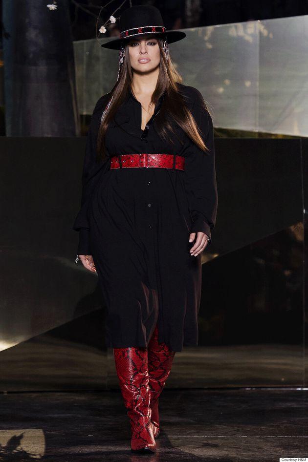 H&M met la diversité de l'avant sur ses podiums à Paris