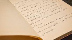 Un manuscrit d'Alan Turing pourrait se vendre 1,25 million de
