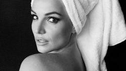 Britney Spears en vedette de la « Towel Series » de Mario