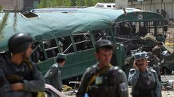 Kaboul: attentat contre de jeunes