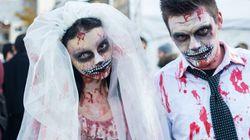 La marche des zombies en IMAGES