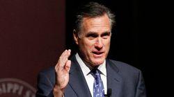 Mitt Romney s'attaque à Donald Trump