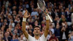 Novak Djokovic signe un 30e gain d'affilée à un tournoi du Grand