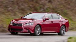 Lexus domine le classement de fiabilité JD Power