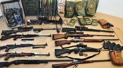 Le permis de transport d'armes de Richard Henry Bain était expiré depuis