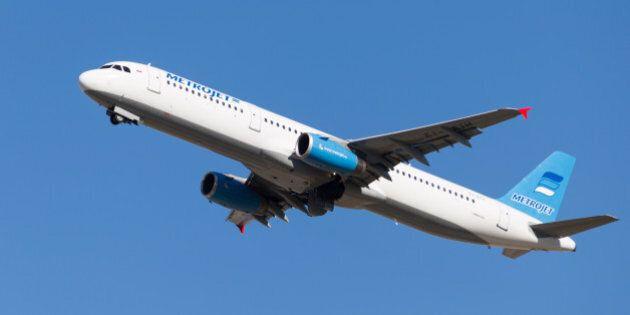 Un avion russe s'écrase en Égypte avec 224 personnes à