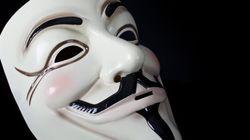 Anonymous promet de démasquer 1 000 membres du