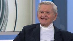 Le père Benoît Lacroix s'éteint à 100 ans