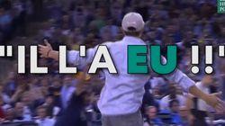 Marquer un panier en match de NBA peut vous faire gagner... des