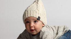 Estelle & Lucille: une 2e collection d'accessoires tricotés par des grands-mamans de
