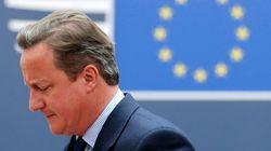Dernier dîner européen pour Cameron, «ému» mais
