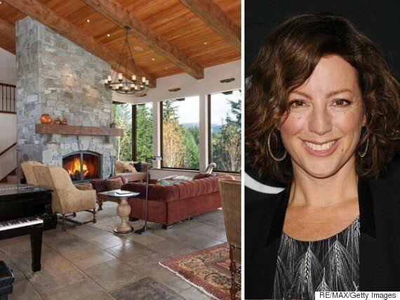 Sarah McLachlan vend son «chalet» de Whistler pour 13,5 millions de dollars