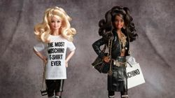 Moschino lance une collection de
