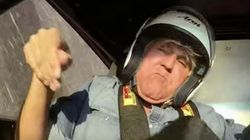 Jay Leno impliqué dans un violent accident