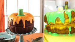 Halloween inspire (un peu trop) les cuisiniers du dimanche
