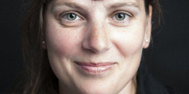 Annie-Claude Thériault remporte le Prix de la nouvelle Radio-Canada