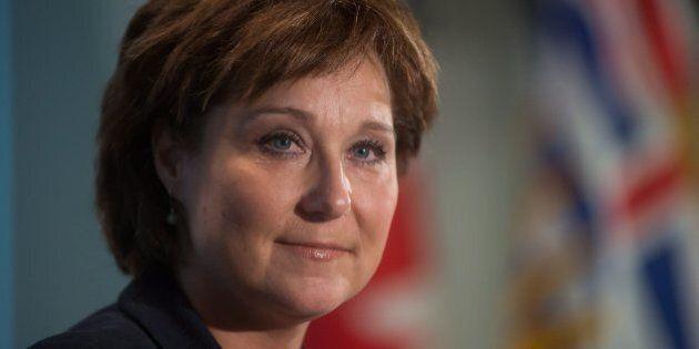 Justin Trudeau va empirer la situation au Sénat, dit la PM de la Colombie-Britannique, Christy