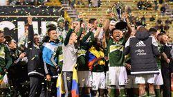 Les Timbers de Portland sont les monarques de la MLS