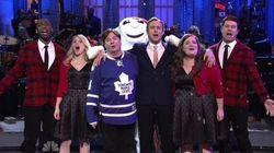 Ryan Gosling n'a pas pu nier (longtemps) ses origines canadiennes à «Saturday Night Live»