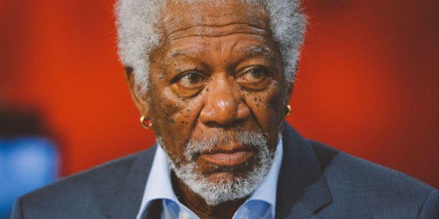 Morgan Freeman échappe à un accident lors de l'atterrissage d'urgence de son jet