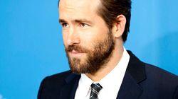 Ryan Reynolds heurté par un