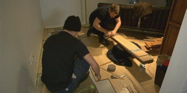 Des propriétaires de Québec inondés en raison du dégel et de la