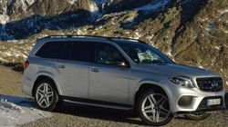 Mercedes-Benz GLS: luxe grand format