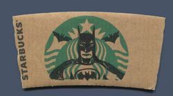 Le logo de Starbucks détourné en icônes
