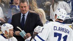 Nonis et Horachek sont limogés par les Maple Leafs de