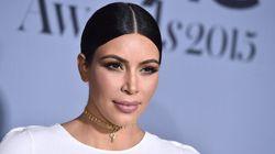 Kim Kardashian a accouché d'un
