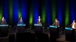 Débat à la chefferie du PQ : les 5 candidats se retrouvent à